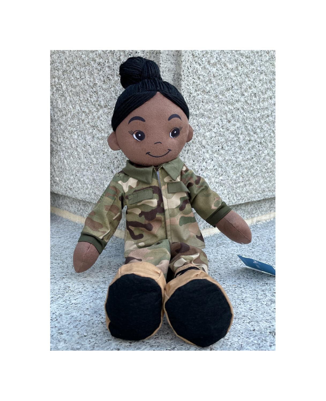 Air Force Doll Tess