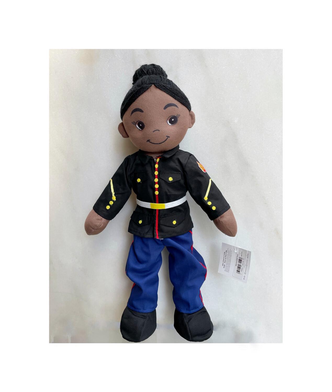 Marine Doll Tess