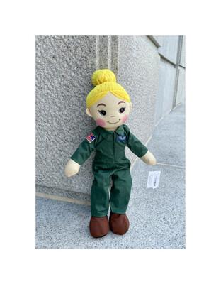 Flight Suit Doll Bess