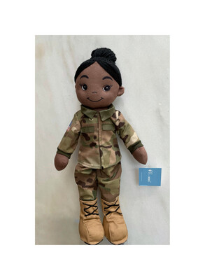Army Doll Tess