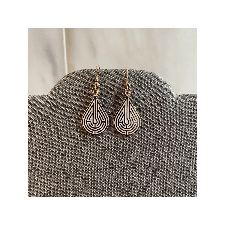 Earrings Grace Hopper