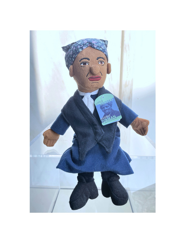 Harriet Tubman Little Thinker Doll