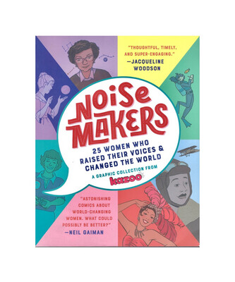 Noisemakers (Graphic Novel) From Kazoo