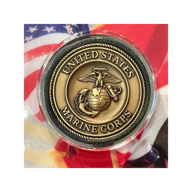 USMC Service Recognition & Achievement Coin