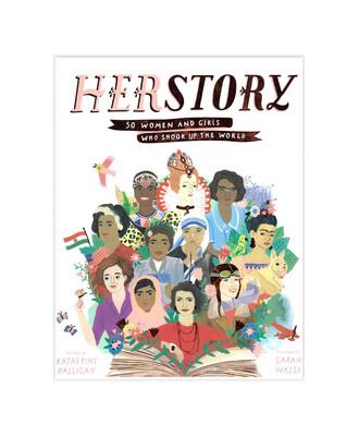 Herstory by Katherine Halligan