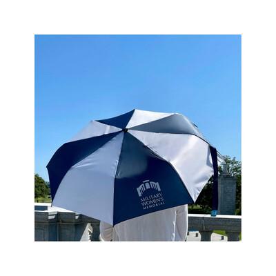 MWM Striped Umbrella