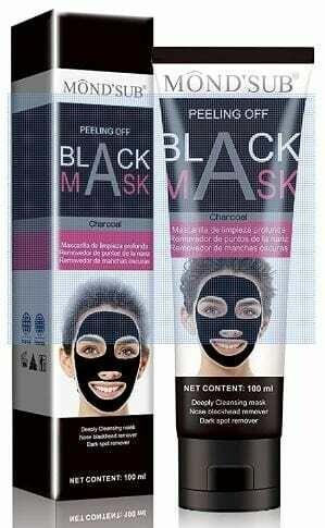 Purifying Anti-Blackhead Mask, Natural