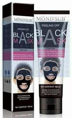 Masque Anti-Point Noir et Purifiant, Naturel
