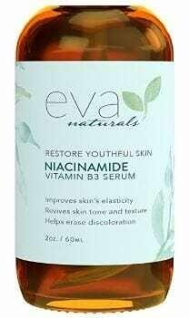 Niacinamide, 60 ml, Naturel