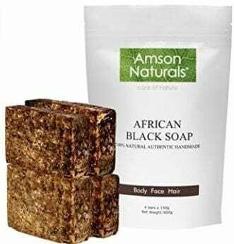 African Soap, 0.6 kg, Natural