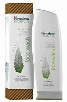Neem Curcuma Nettoyant Unisexe, 150 ml, Naturel