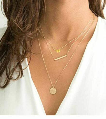 Choker Necklace, 14K Gold