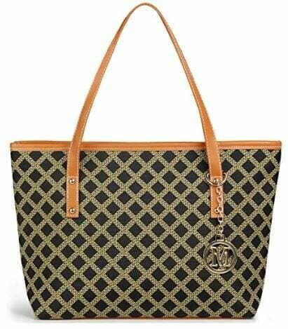 Leather Handbag, Large