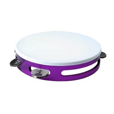 Candy Apple Tambourine Purple