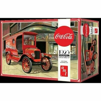 AMT 1923 Ford Model T Delivery 1/25 Scale Model Kit