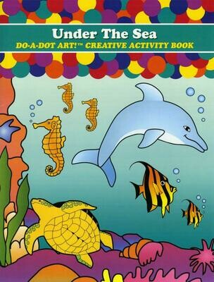 Do-a-Dot Under The Sea