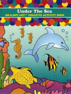 Do-a-Dot Under The Sea