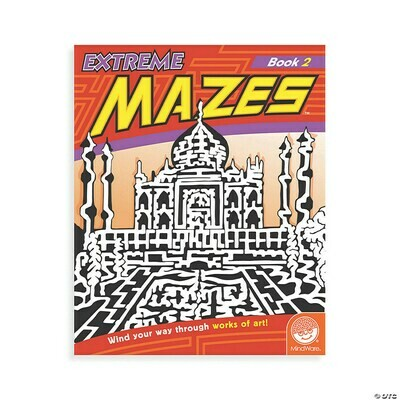 Extreme Dot to Dot: Mazes