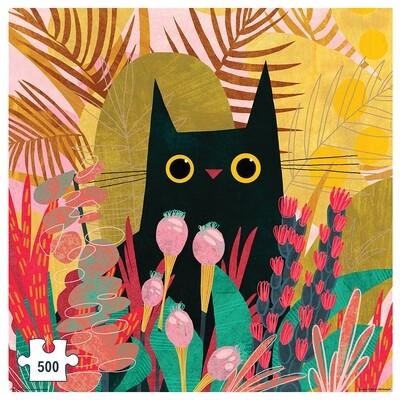 Fred Black Cat