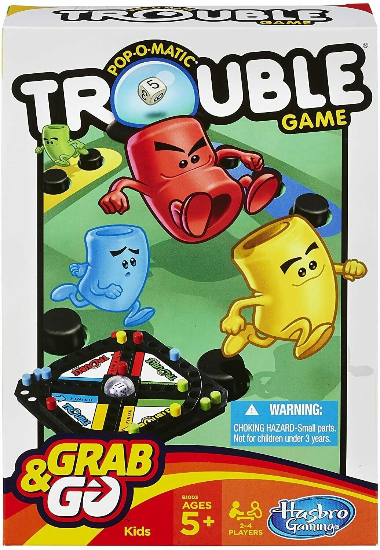 Grab & Go Trouble
