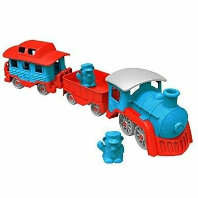 Green Toys Train Blue Engine F-2