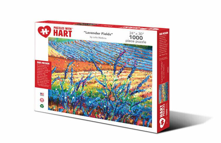 Hart Lavender Fields