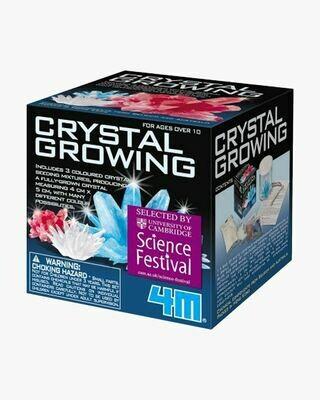 Crystal Growing Box Kits
