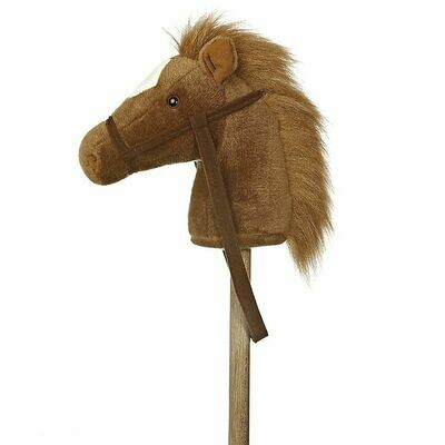 Brown Giddy Up Pony