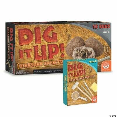 Dig It Up! Dinosaur:Triceratops