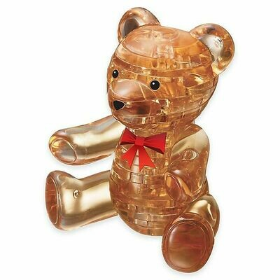 Crystal Puzzle Bear