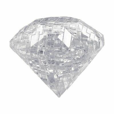 Crystal Puzzle Diamond
