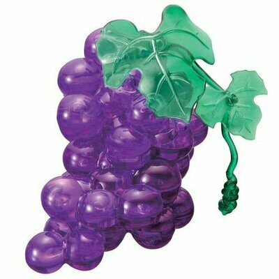 Crystal Puzzle Grapes