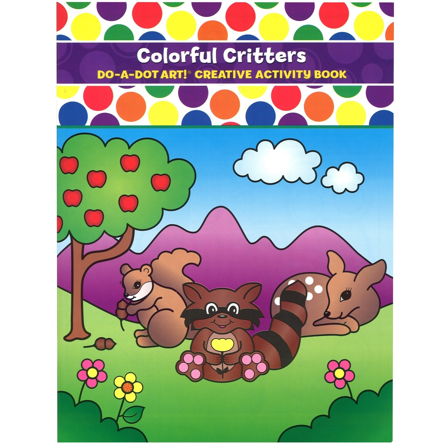 Do-a-Dot Colorful Critters