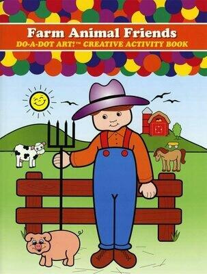 Do-a-Dot Farm Animal Friends