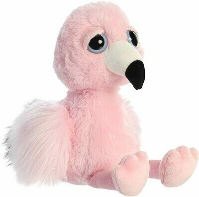 Dreamy Eyes Flora The Flamingo