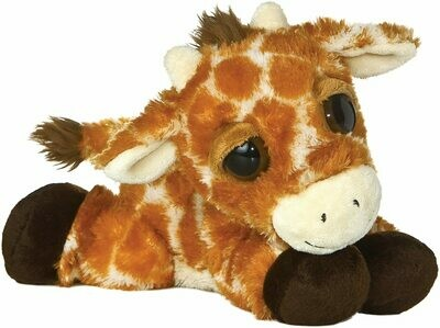 Dreamy Eyes Gallop Giraffe
