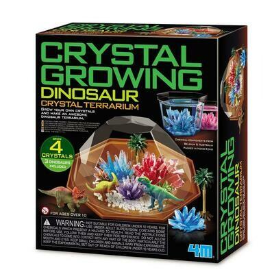 Dino Crystal Terrarium