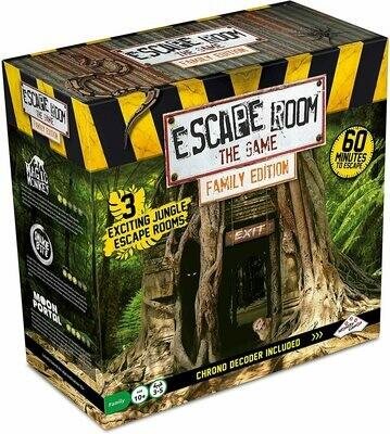 Escape Room: Family Edition