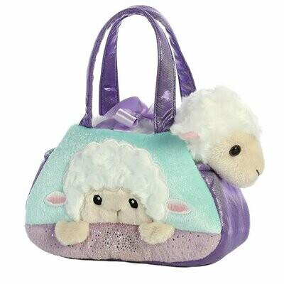 Fancy Pals Peek-a-Boo Lamb