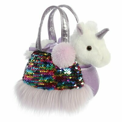 Fancy Pals Shimmer Rainbow Unicorn