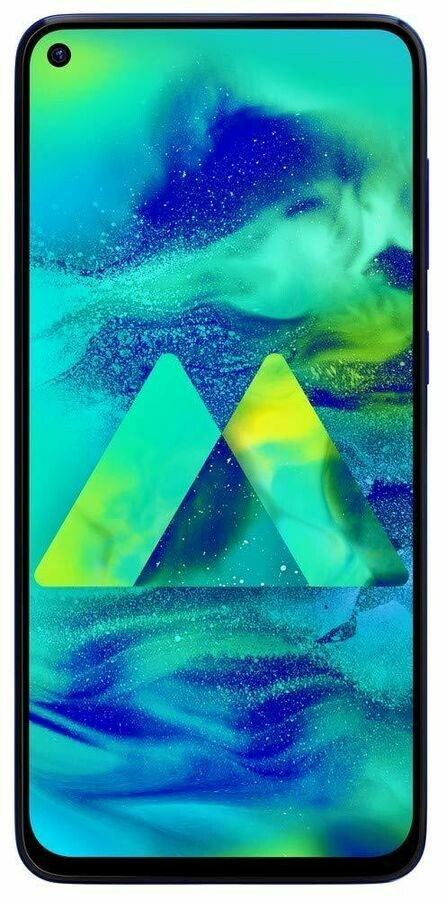 Samsung Galaxy M40 128GB + Free Laptop + 2 Years Free Recharge