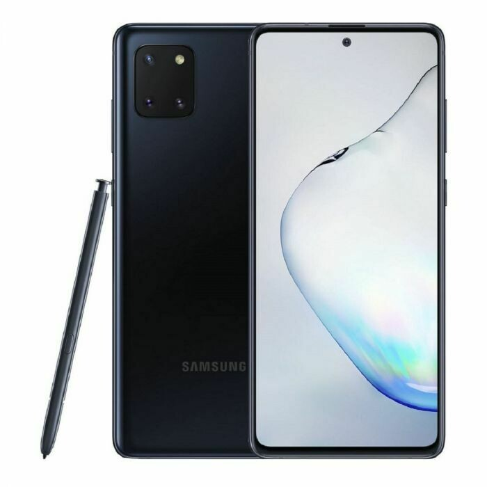 2 Samsung Galaxy Note10 Lite Combo Deal