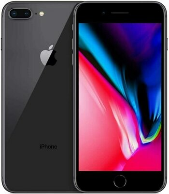 Apple iPhone 8 Plus (Space Gray) - 256GB