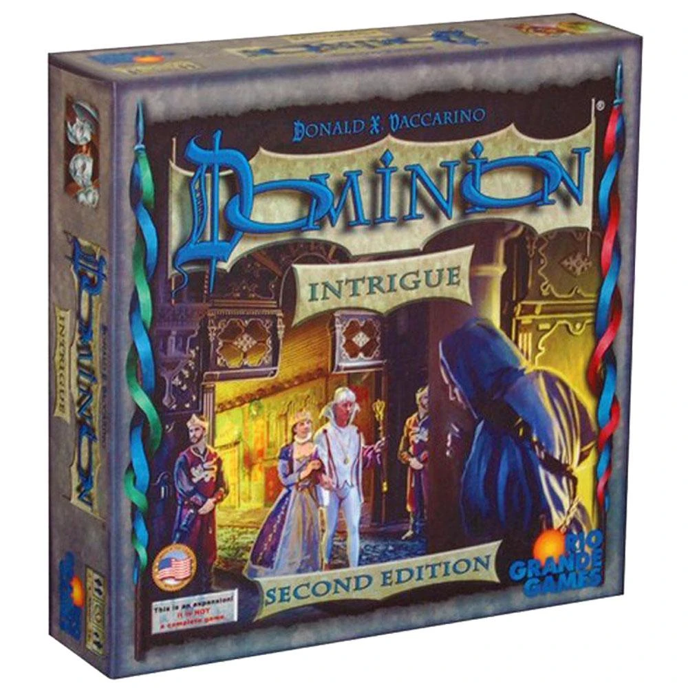 Dominion: Intrigue 2nd Ed.