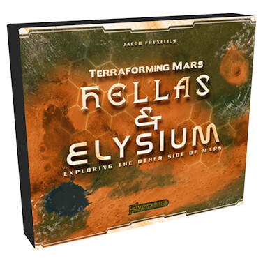 Terraforming Mars: Hellas/Elysium