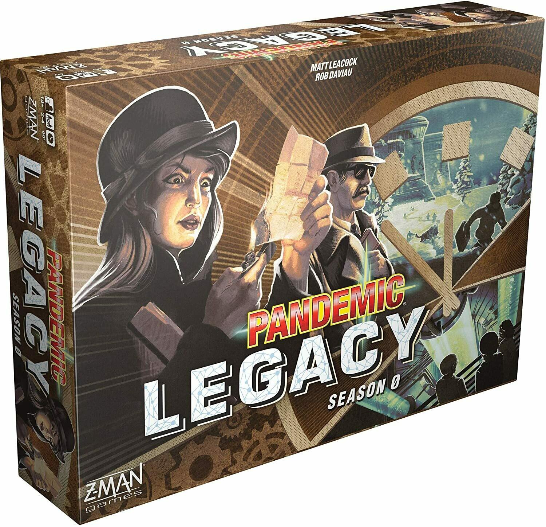 Pandemic Legacy: Season Zero