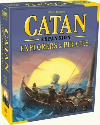 Catan, Explorers and Pirates