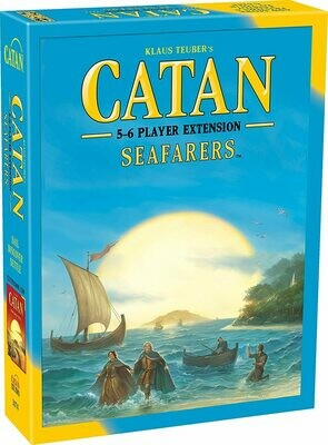 Catan: Seafarers 5 - 6 Player Extension