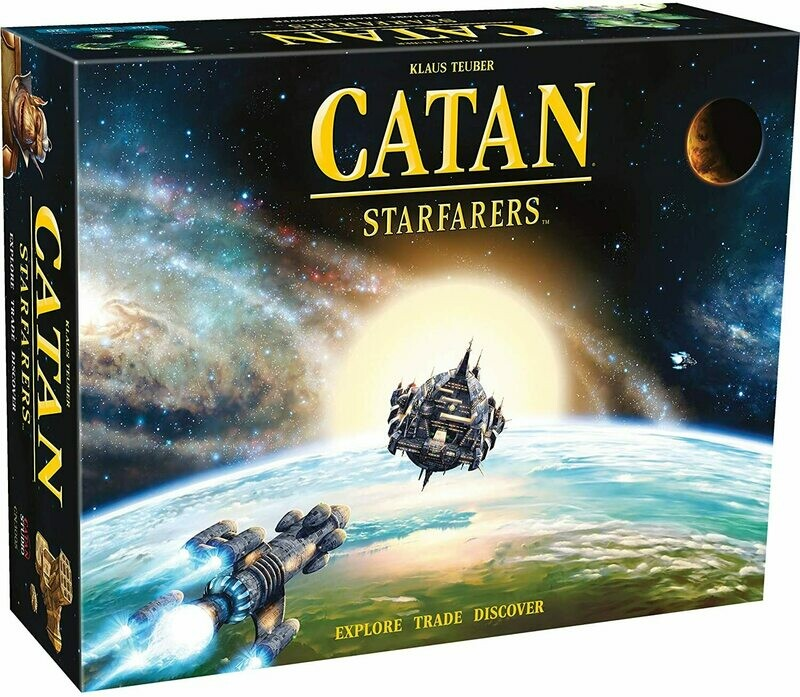 Catan: Starfarers 2nd Edition