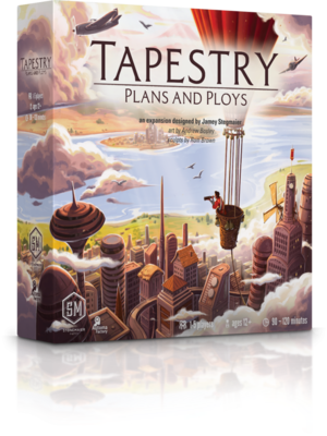 Tapestry: Plots and Ploys Exp.